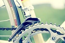 Inbusschlüssel für das Fahrrad.