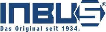 INBUS® 70402 Inbusschlüssel Zoll Set / Satz im Klapphalter 6tlg. 3/32-5/16