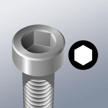 Wera Winkelschlüsselsatz mit Torx und Kugelkopf 9tlg
