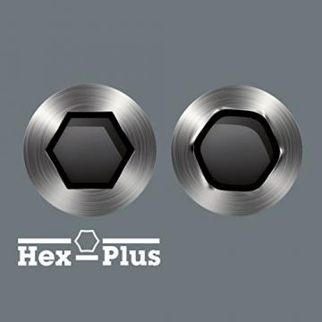 Wera 05073593001 950 SPKL/9 SM N Multicolour Winkelschlüsselsatz, metrisch, BlackLaser, 9-teilig - 4